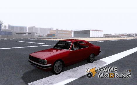 Chevrolet Opala coupe 83 for GTA San Andreas