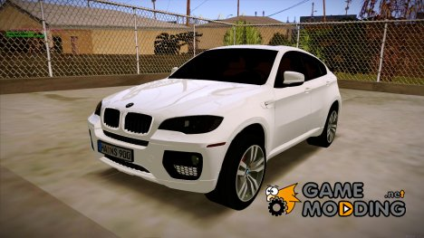 BMW X6M for GTA San Andreas