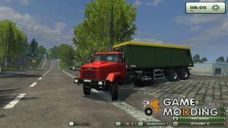 КрАЗ 5133 for Farming Simulator 2013