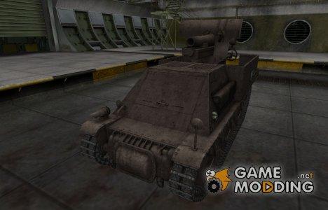 Перекрашенный французкий скин для Lorraine 39L AM for World of Tanks