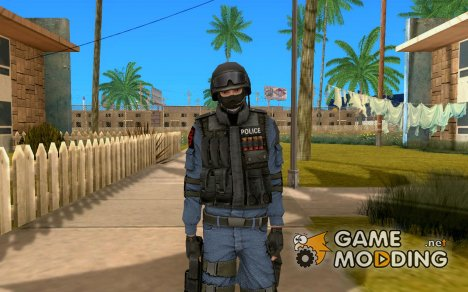 Swat из Point Blank for GTA San Andreas
