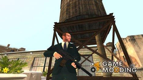 HK G36C v.3 для GTA 4