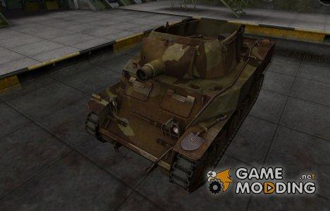 Американский танк M8A1 для World of Tanks