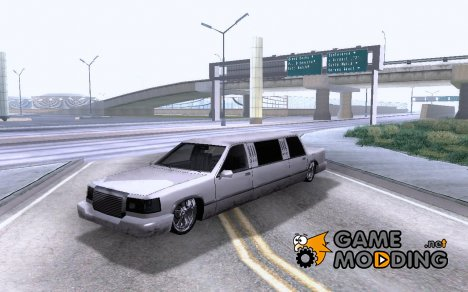 Pimped Stretch for GTA San Andreas