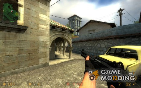 Millenia's M4S90 for Counter-Strike Source