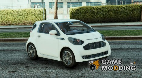 2011 Aston Martin Cygnet for GTA 5