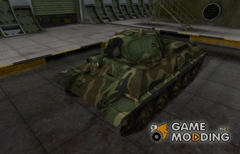 Скин для танка СССР А-32 для World of Tanks