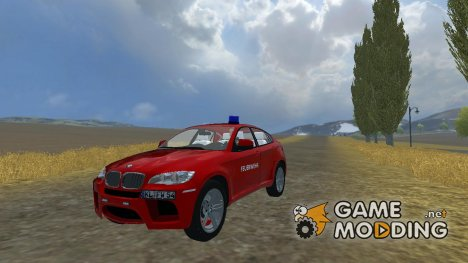 BMW X6M KdoW for Farming Simulator 2013