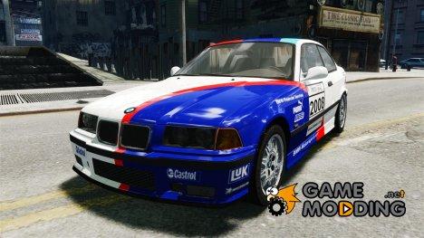 BMW M3 (E36) v.2 (тюнингованная) for GTA 4