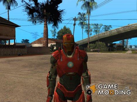 Iron man night club для GTA San Andreas