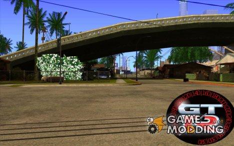 Спидометр GT-R for GTA San Andreas