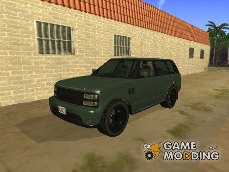 Baller из GTA 5 для GTA San Andreas