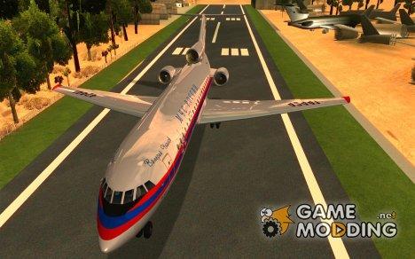 Як-42 МЧС России for GTA San Andreas