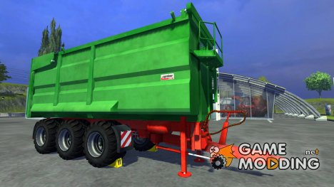 Kroeger MUK 402 v 1 for Farming Simulator 2013