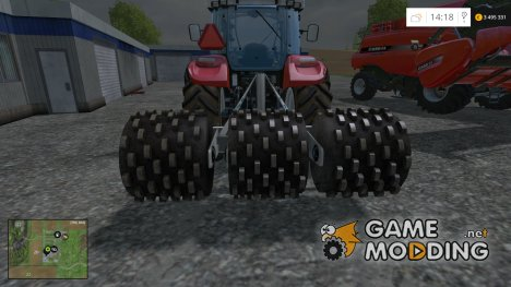Stehr Silage Rolls v 1.0 for Farming Simulator 2015