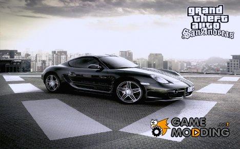 Cool Car\Новые загрузочные экраны для GTA San Andreas
