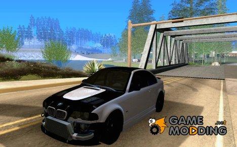 Bmw 318i E46 Drift Syle for GTA San Andreas