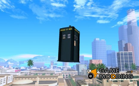 TARDIS v0.2 for GTA San Andreas