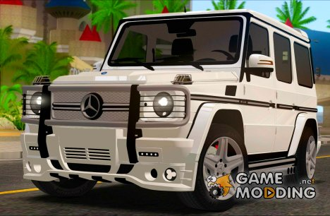 Mercedes-Benz G65 2013 Hamann Body для GTA San Andreas