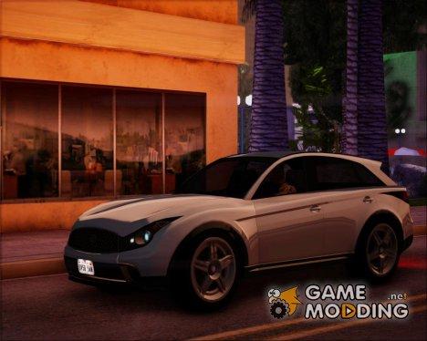 Fathom FQ2 HQLM GTA V for GTA San Andreas