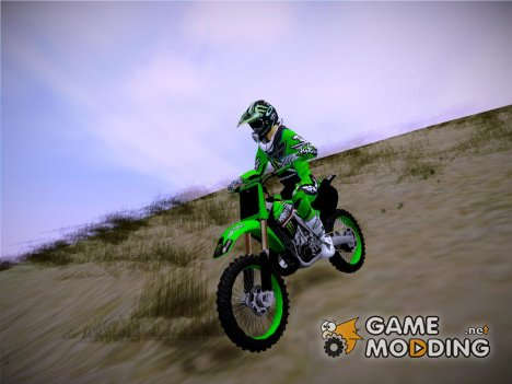 Monster Energy Sanchez для GTA San Andreas