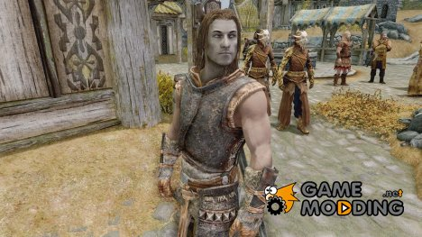 Aragorn and Lurtz Lotr Followers for TES V Skyrim