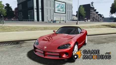 Dodge Viper SRT-10 2003 for GTA 4