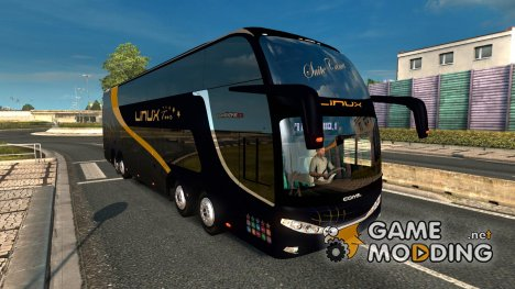 Comil Campione DD 8×2 Beta for Euro Truck Simulator 2