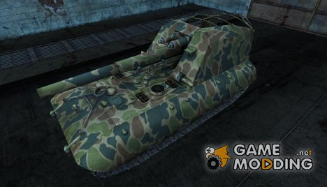 шкурка для GW-E № 15 for World of Tanks
