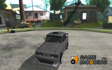 АЗЛК 412 tuned for GTA San Andreas