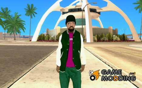 The Grove Street (fam3) для GTA San Andreas