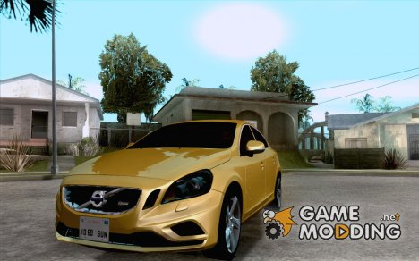 Volvo S60 2011 for GTA San Andreas