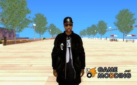 Straight From ThatTexas NEEEGA для GTA San Andreas