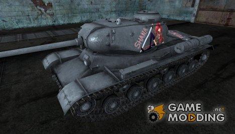 "Шкурка для ИС ""Shakugan no Shana"" for World of Tanks"