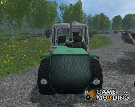 Т-150К Green для Farming Simulator 2015