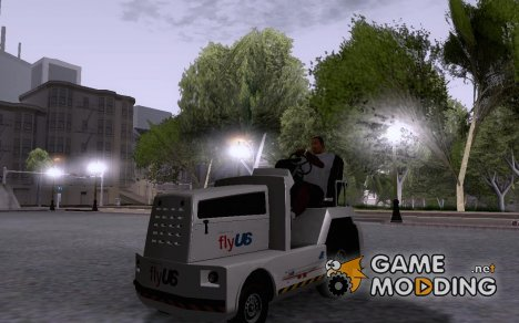 Air Tug from GTA IV для GTA San Andreas