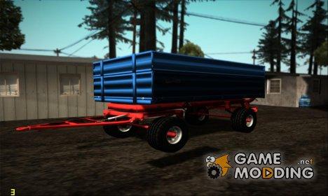 Прицеп Бурлак для GTA San Andreas