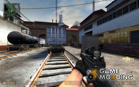 Havoc SG552 Redux для Counter-Strike Source