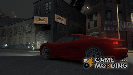 Улучшенные тени for GTA 4