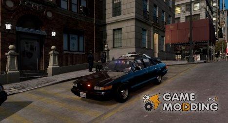 FIB Stanier for GTA 4