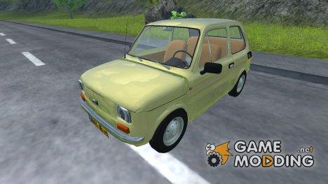 Fiat 126p for Farming Simulator 2013