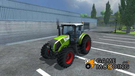 CLAAS Axion 820 для Farming Simulator 2013