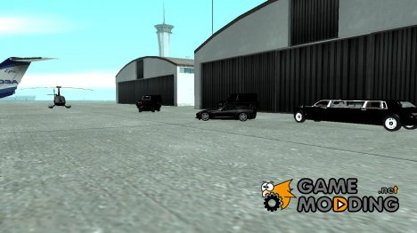 The VIP treatment для GTA San Andreas