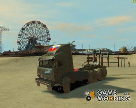 КамАЗ 4410 тягач for GTA 4