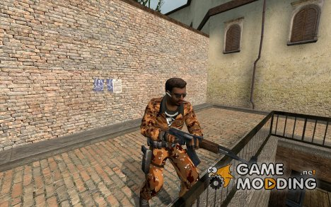 Camo Leet By DyNEs for Counter-Strike Source
