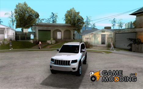 Jeep Grand Cherokee 2012 v2.0 for GTA San Andreas