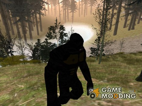 Big Foot Hunt for GTA San Andreas