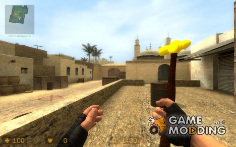 Golden Delight для Counter-Strike Source