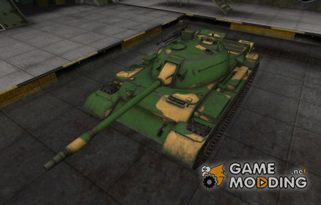 Камуфляж для Type 62 for World of Tanks