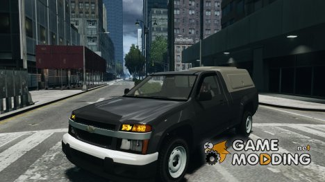 Chevrolet Colorado 2005 for GTA 4